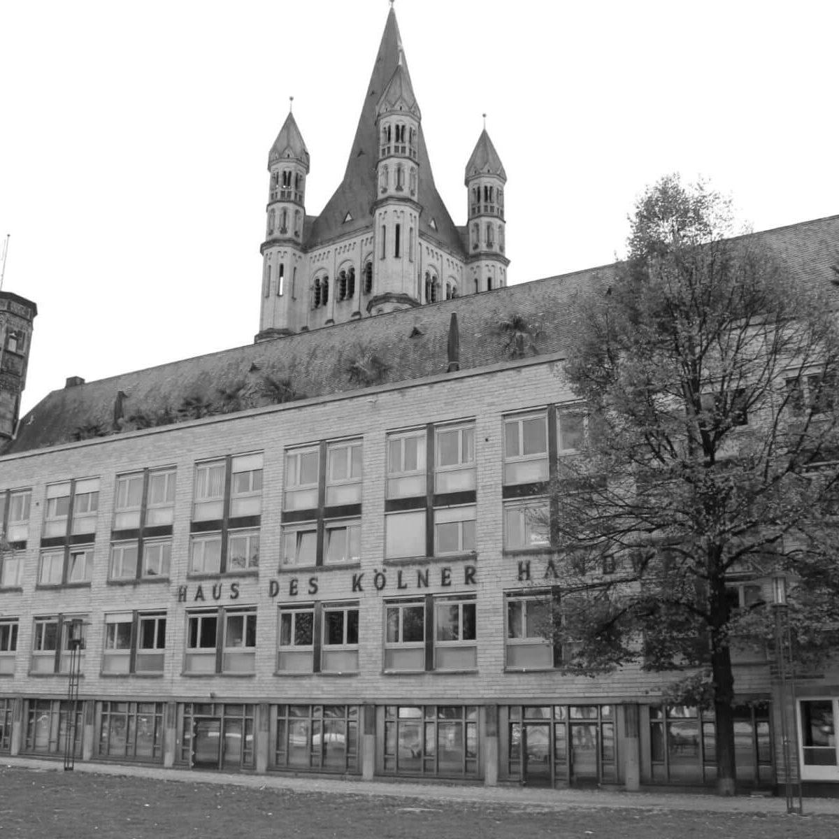 Gymnasium Thusneldastraße Köln